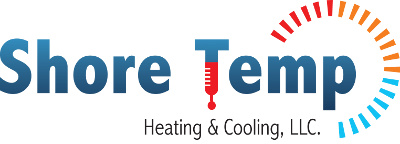 Shore Temp Logo - Ocean County Heating and Cooling
